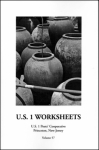 Publication in U.S.1 Worksheets