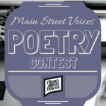 Main Street Voices poetry win